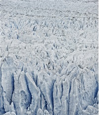 perito moreno #08 (large edition) by frank thiel