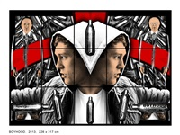 boyhood by gilbert & george