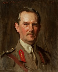 general sir john cowans by john singer sargent