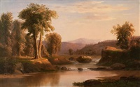 landscape by robert scott duncanson