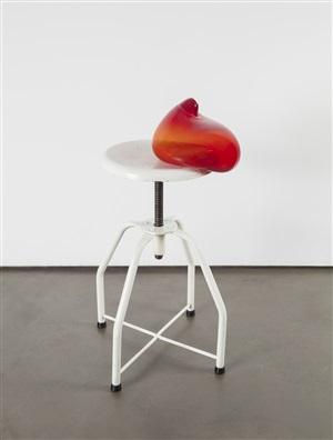 stool iii by mona hatoum