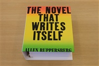 the novel that writes itself by allen ruppersberg