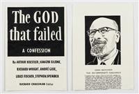 the god that failed / deutscher by fernando bryce