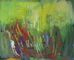 first sprouting by hans hofmann