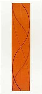 half column b by robert mangold