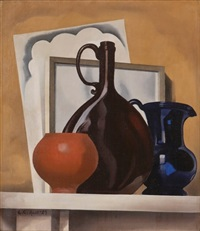 mantelpiece composition by george copeland ault
