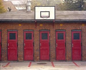red doors by jan w. faul