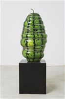 distorted growth - watermelon by fan xiaoyan