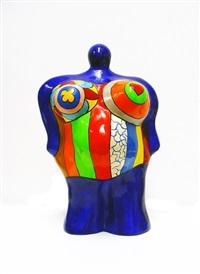 nana vase by niki de saint phalle