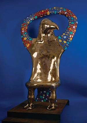 horus by niki de saint phalle