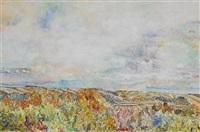 hills in fall by dorothy elsie knowles