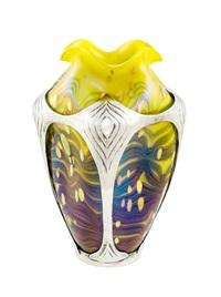 loetz cytisus vase by lötz (witwe) johann