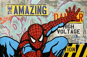 the amazing spiderman #2 by seen