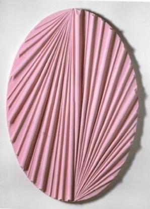 senza titolo 9/2009 (ventaglio rose) by umberto mariani