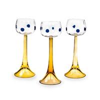 weingläser / wineglasses by koloman (kolo) moser