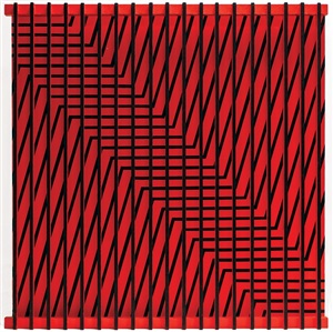 black and red movement by john goodyear
