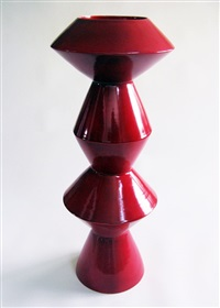red tower bowl by eric boos