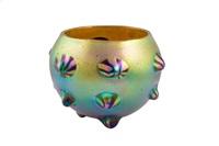 seltene loetz vase leonidas / rare loetz vase leonidas by lötz (witwe) johann