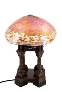 lampe by gustav gurschner