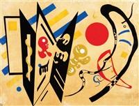 sintesi barcelona by wassily kandinsky