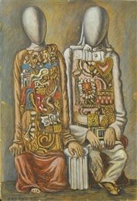 manichini coloniali by giorgio de chirico