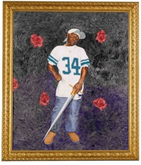 passing/posing by kehinde wiley