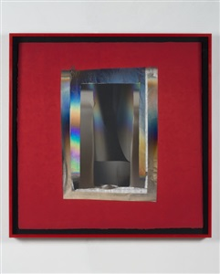 larry bell light and red by larry bell