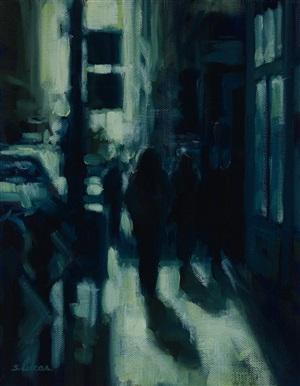 city shadows by sarah stifler lucas