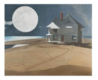 the house of an american poet by julio larraz