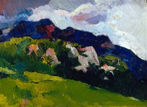 french alps 2 by arthur beecher carles