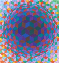 cheyt-e by victor vasarely