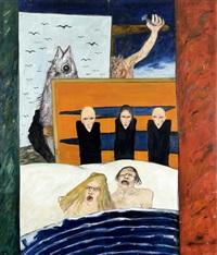 lovers by john bellany
