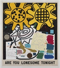 are you lonesome tonight by david spiller