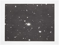 galaxy by vija celmins