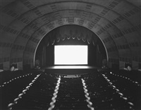 radio city music hall, new york by hiroshi sugimoto