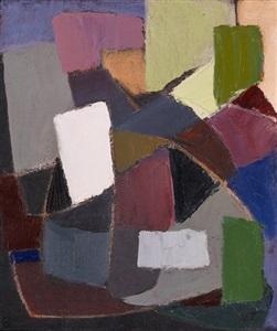 abstraction nt om 44 08 by nina tryggvadottir