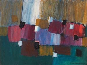 abstraction (nt-ocb-59-01) by nina tryggvadottir