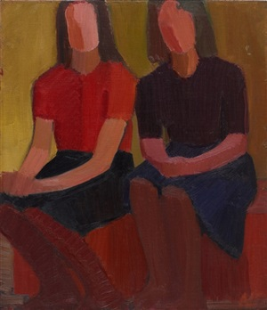 sisters by nina tryggvadottir