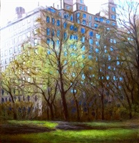 spring on fifth by nicora gangi