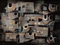 urban patterns by emil james bisttram