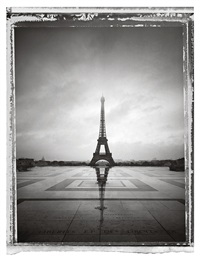 la tour eiffel vi by christopher thomas