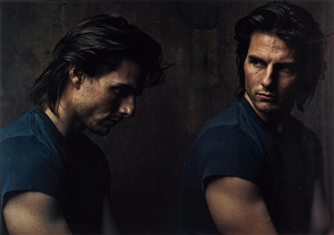 tom cruise by annie leibovitz