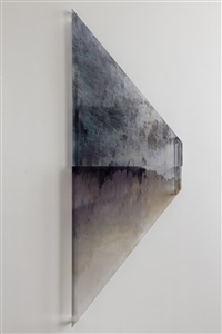 untitled (vertical landscape) by ger van elk