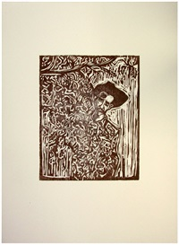 edge of the forest by billy childish
