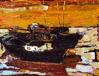 boats by raimonds staprans