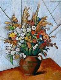 bouquet by alfredo ramos martínez