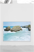 las catedrales waves by massimo vitali