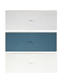 trittico bianco blu e azzurro by turi simeti