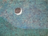 eclipse by rufino tamayo