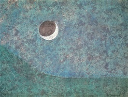 eclipse by rufino tamayo